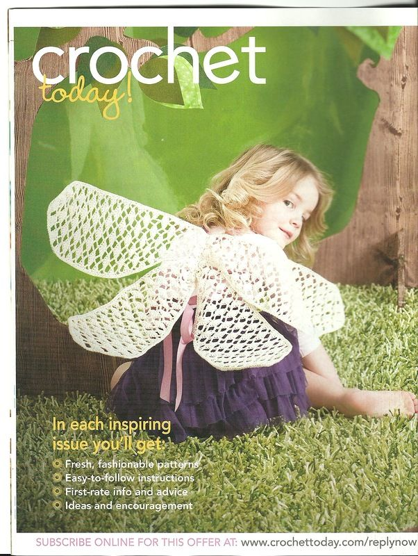 Журнал: Crochet Today №7-8 2010