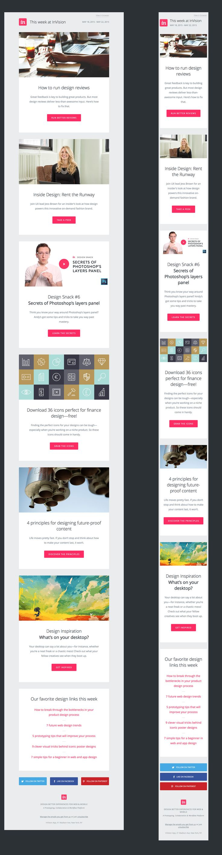 Best 25+ Responsive email ideas on Pinterest