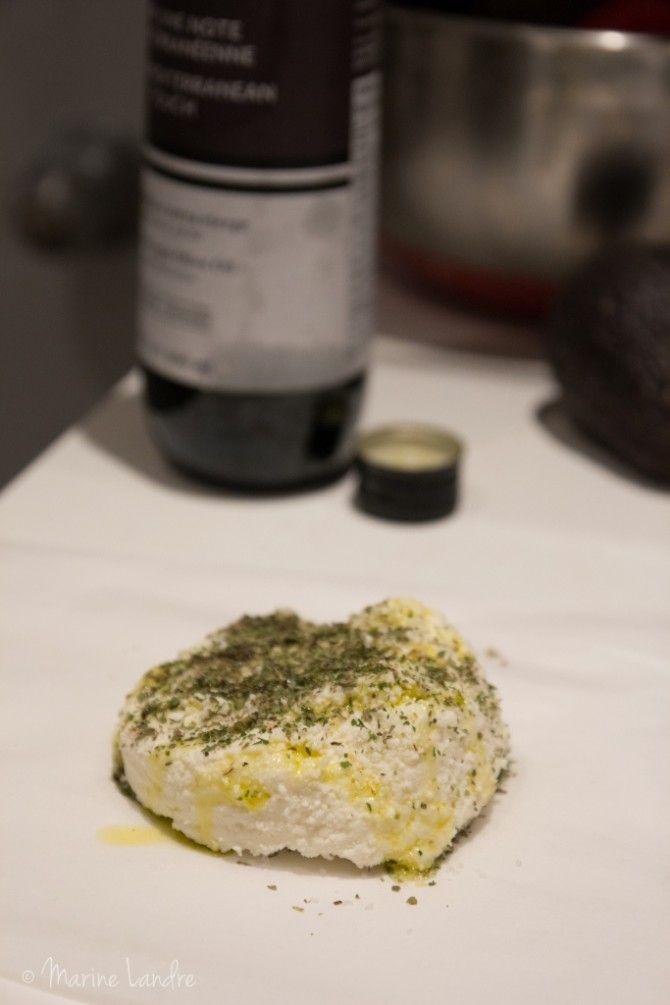 Test du kit pour fabriquer 4 Fromages artisanaux à la maison en seulement 30 min grâce aux kits U MAIN. Quel délice !