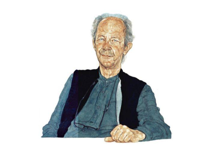 Riccardo Mannelli Giorgio Agamben
