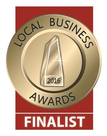 2016 Finalist - Hawkesbury Local Business Awards - Trade Services - Thank You!!!