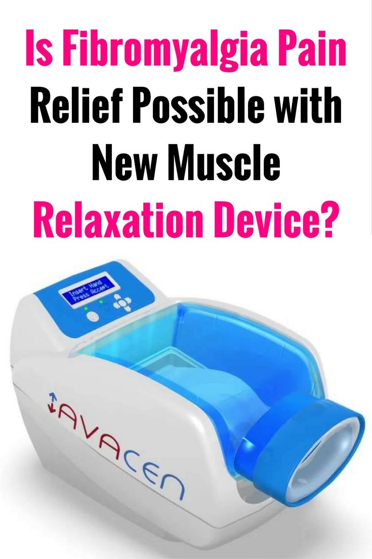 Colour therapy for fibromyalgia -  Fibromyalgia Pain Relief Possible With New Muscle Relaxation Device