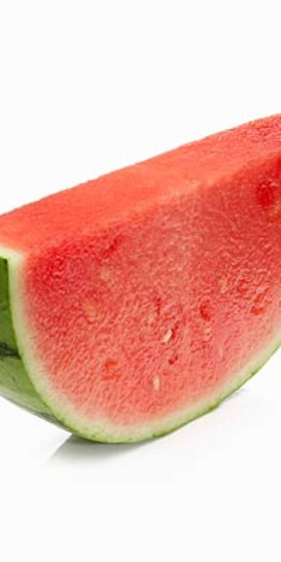 Watermelon  - These staples and mix-ins will give you all the energy and nutrients you need in the morning.