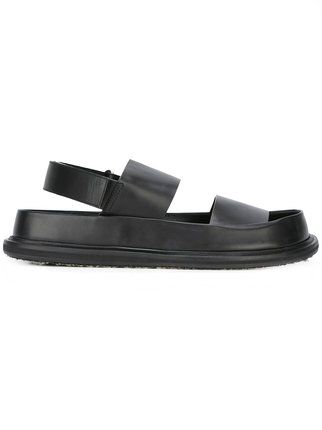 Marni wide strap sandals