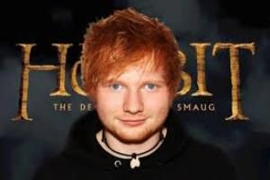 "Ed Sheeran sings ""I See Fire"" in The Hobbit: The Desolation of Smaug"