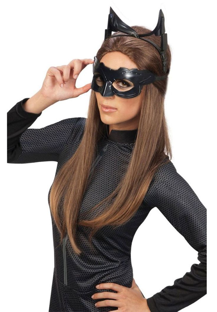 Best 25 catwoman mask ideas on pinterest super hero masks adult official catwoman accessory set new fancy dress costume ladies female solutioingenieria Image collections