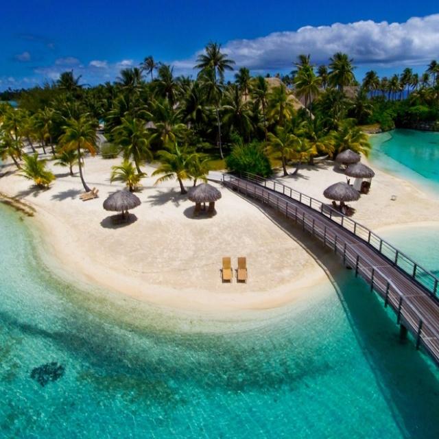 Intercontinental hotel & spa @ Bora Bora