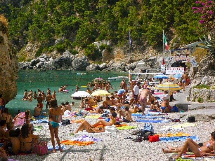 Italian island of Capri fabulous for food, hiking, swimming and lots more.