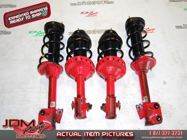 JDM Subaru WRX 2002-2007 Version 8 Suspensions.  Find this item only on our website: https://www.jdmracingmotors.com/engine_details/2033  Tags: #jdm #jdmracingmotors #subaru #version8 #v8 #ver8 #sti #wrx #suspensions #struts #shocks #springs #5x100