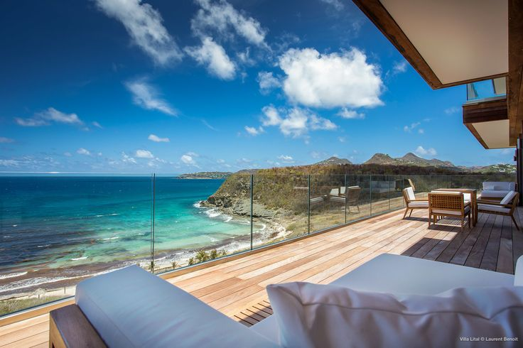 Villa on Anse des Cayes Beach in St. Barts is for sale | Architectural Digest