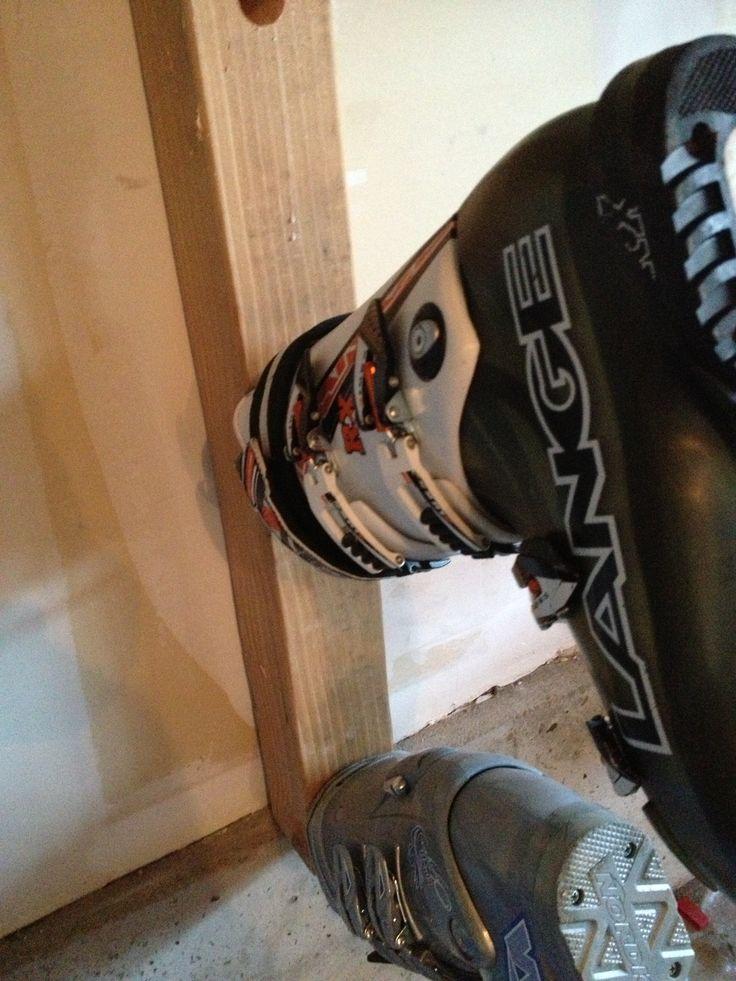 Dutch Redneck Garage Storage Solutions Ski Snowboard Skateboard Storage