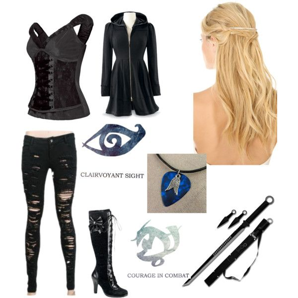 best shadowhunter outfits - Google Search