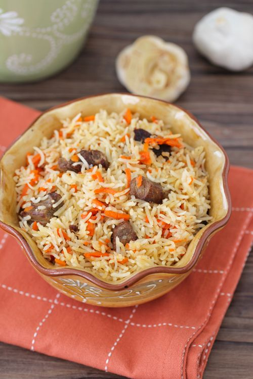 So. I've been making Plov for many years and it always turned out PERFECTLY. Even my Mom ate my Plov and told me it was better than hers. She's the best cook I know, so that's the highest compliment for me.  I probably got too cocky. I decided to blog about it and made it …