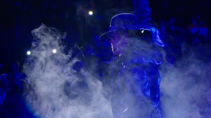 """Go backstage with The Undertaker at WrestleMania on WWE 24 - Sunday on WWE Network  