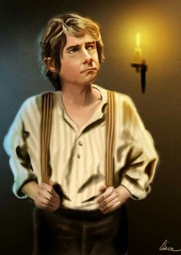 The hobbit character