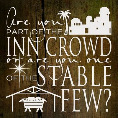 Are you part of the inn crowd or one of the stable few ...