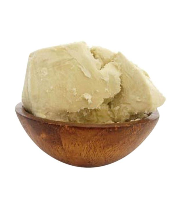 100% Pure Unrefined Organic Raw  Shea Butter - (1 Pound) From  The Nut Of The-Zcy