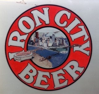 Iron City Beer...think ill have me another or a few lol