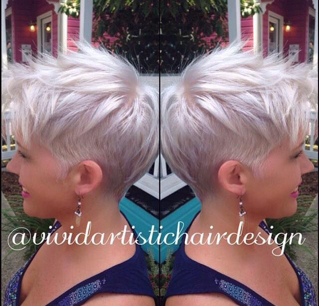 Auf der Suche nach einer neuen Frisur? Moderne Kurzhaarfrisuren für Dich!
