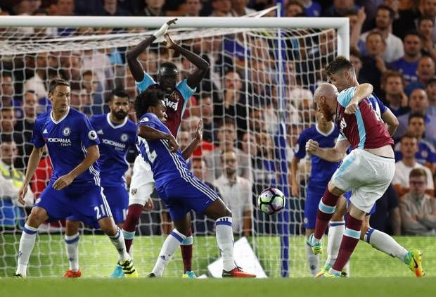 Costa Mencetak Gol Kemenangan Chelsea Dalam Laga Conte