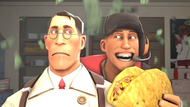 Taco Flavored Kisses #games #teamfortress2 #steam #tf2 #SteamNewRelease #gaming #Valve