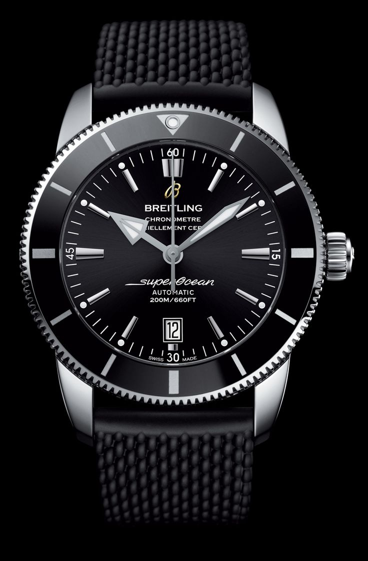 Superocean Héritage II 46 - Breitling - Instruments for Professionals https://www.thesterlingsilver.com/product/june-ed-quartz-stainless-steel-mens-watch-with-sapphire-crystal-dial-window-w-0030/