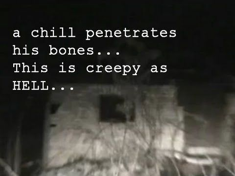 GHOST CAUGHT ON TAPE: Real ghost caught on tape in haunted house   ghost on tape videos 2013