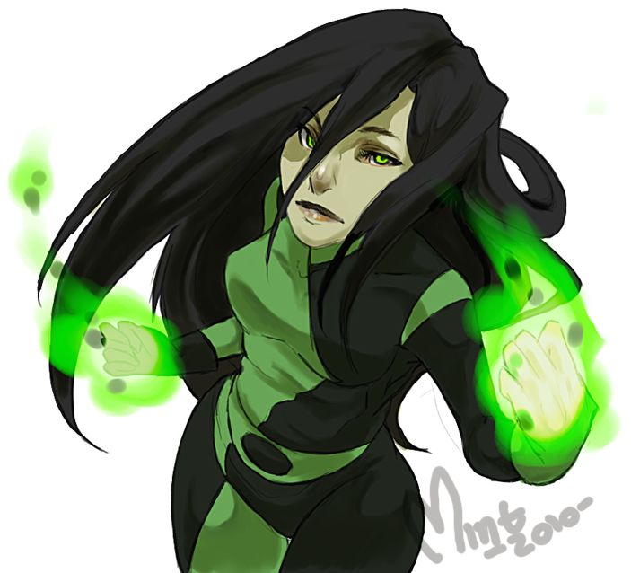 shego kim possible