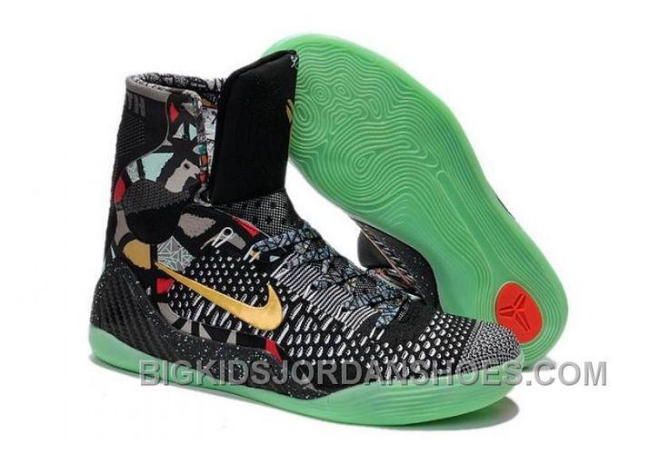http://www.bigkidsjordanshoes.com/buy-cheap-nike-kobe-9-2014-high-tops-black-gold-green-mens-shoes-for-sale-7rmx5.html BUY CHEAP NIKE KOBE 9 2014 HIGH TOPS BLACK GOLD GREEN MENS SHOES FOR SALE 7RMX5 Only $99.46 , Free Shipping!