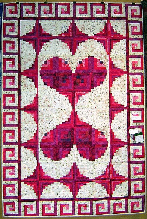 1040 best images about Quilt patterns on Pinterest Free pattern, Quilt and Log cabin quilts