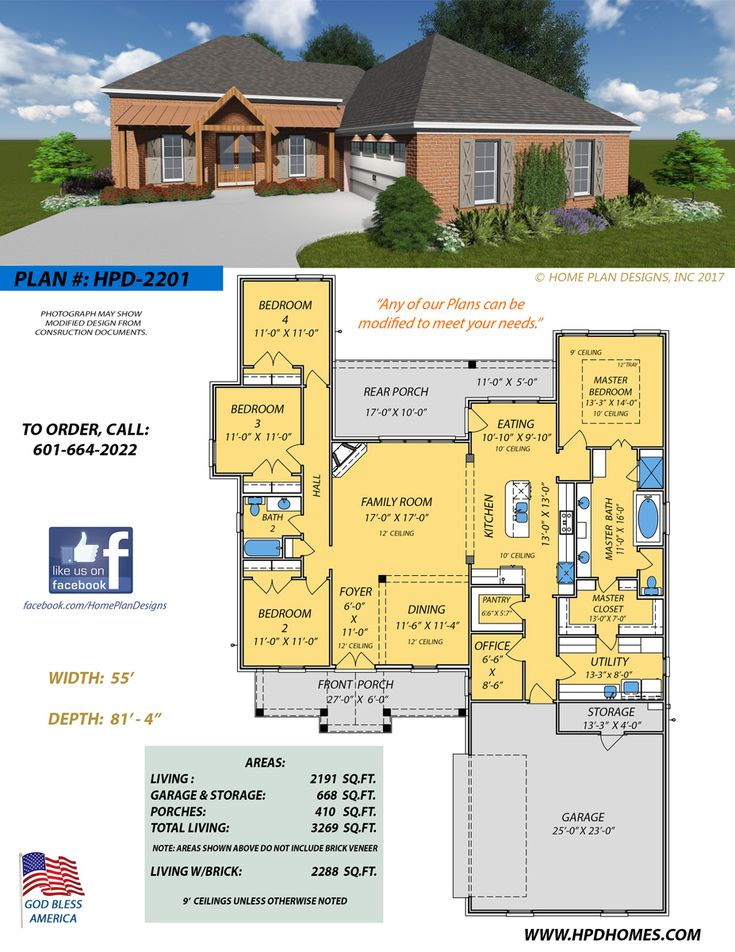 66 best home plan designs images on pinterest house for Wallace custom homes