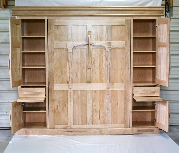 1000 ideas about murphy bed plans on pinterest murphy beds bed plans and diy murphy bed. Black Bedroom Furniture Sets. Home Design Ideas