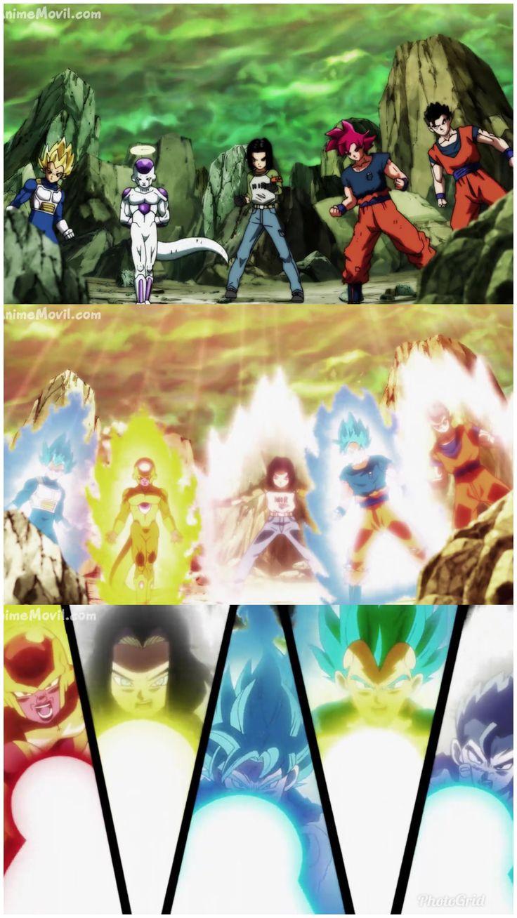 Go universe 7!!  #goku #freezer #vegeta #gohan #android17 #dragonballsuper #amazing #like4like #follow