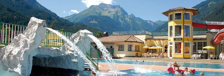 Freibad Zillertal - Erlebnisbad Mayrhofen