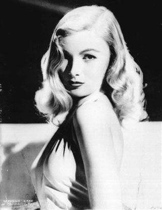 Veronica Lake 40s Hair Bangs - Hot Girls Wallpaper