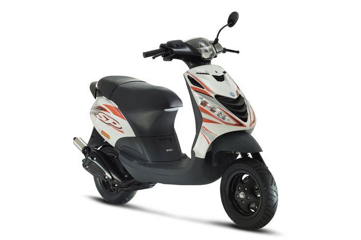 Aumentan los robos de ciclomotores scooter