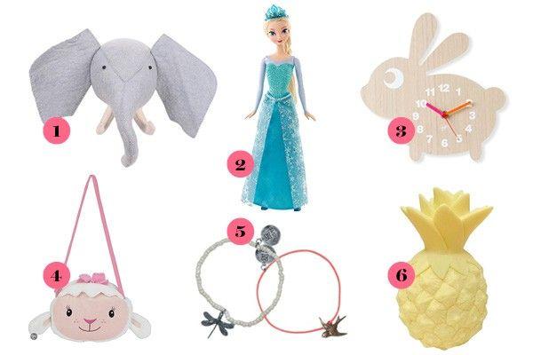 6x fijne cadeaus voor meisjes van 4 tot 6 jaar
