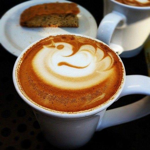 latte bird :-)