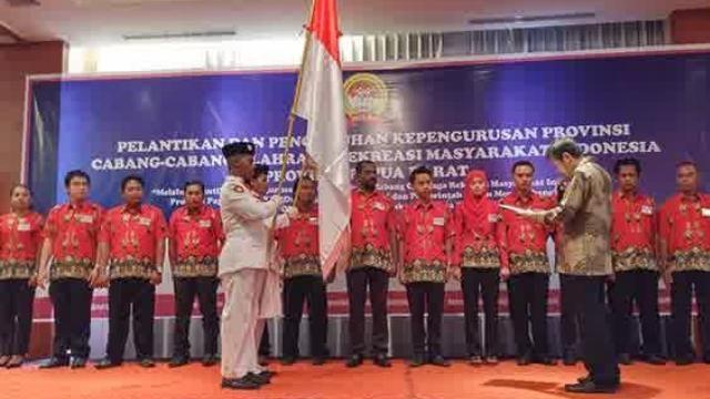 Lebarkan Sayap ke Indonesia Timur, Kepengurusan IeSPA Papua Barat Dibentuk!