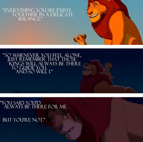 Lion King Movie Quotes Tumblr 61 Best images about T...