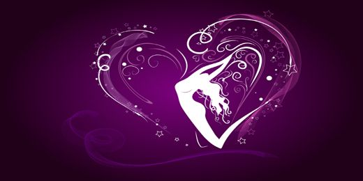 Black And Purple Wallpaper Purple Heart Facebook Covers Free Twitter Header