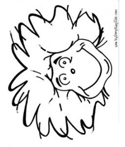805 best dr seuss images on pinterest dr suess la la for Thing 1 and thing 2 coloring pages dr seuss
