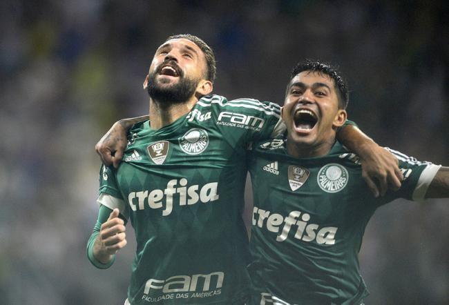 Vitória na guerra!!! Palmeiras 2 x 0 Rosario Central