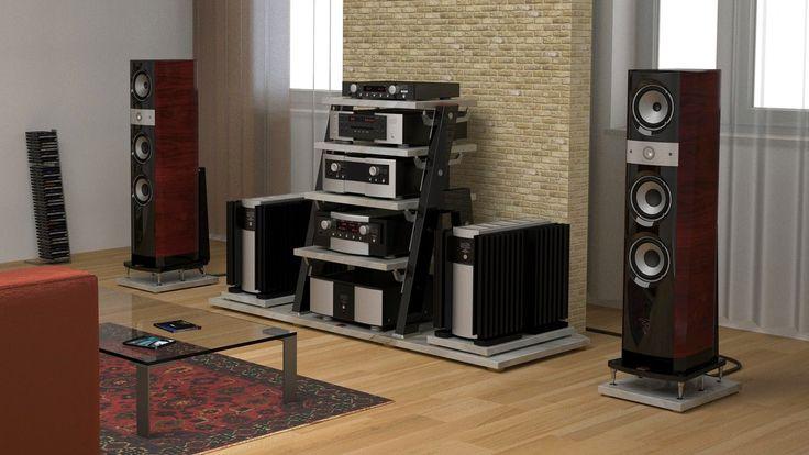 Mono and Stereo High-End Audio JTL Audio STV1, STV2 and ...