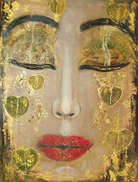 """""""Dakini"""" by Anne-Marie Zilberman"""