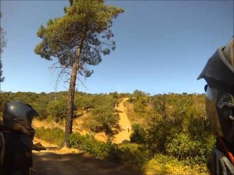 OFFROAD ALGARVE TAVIRA - KTM 690 ENDURO R 640 ADVENTURE SUZUKI DRZ 400 - HONDA…