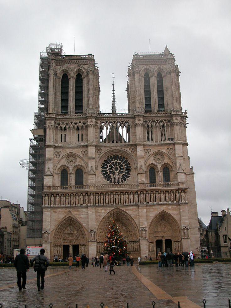 Parijs (Paris) - Notre Dame