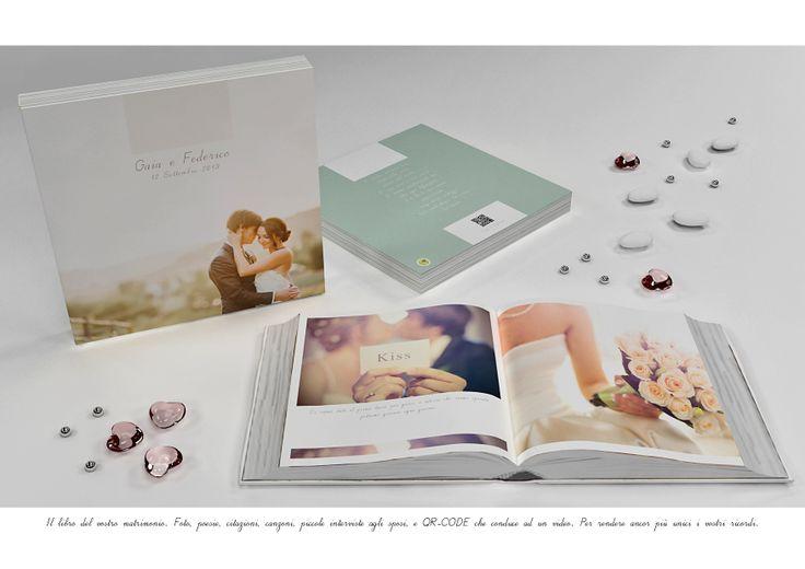 Il libro del tuo matrimonio... con foto, poesie, interviste e tanto altro ancora!