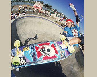 80s Skate Photo Mark Gonzales Eighties by jgrantbrittainphotos
