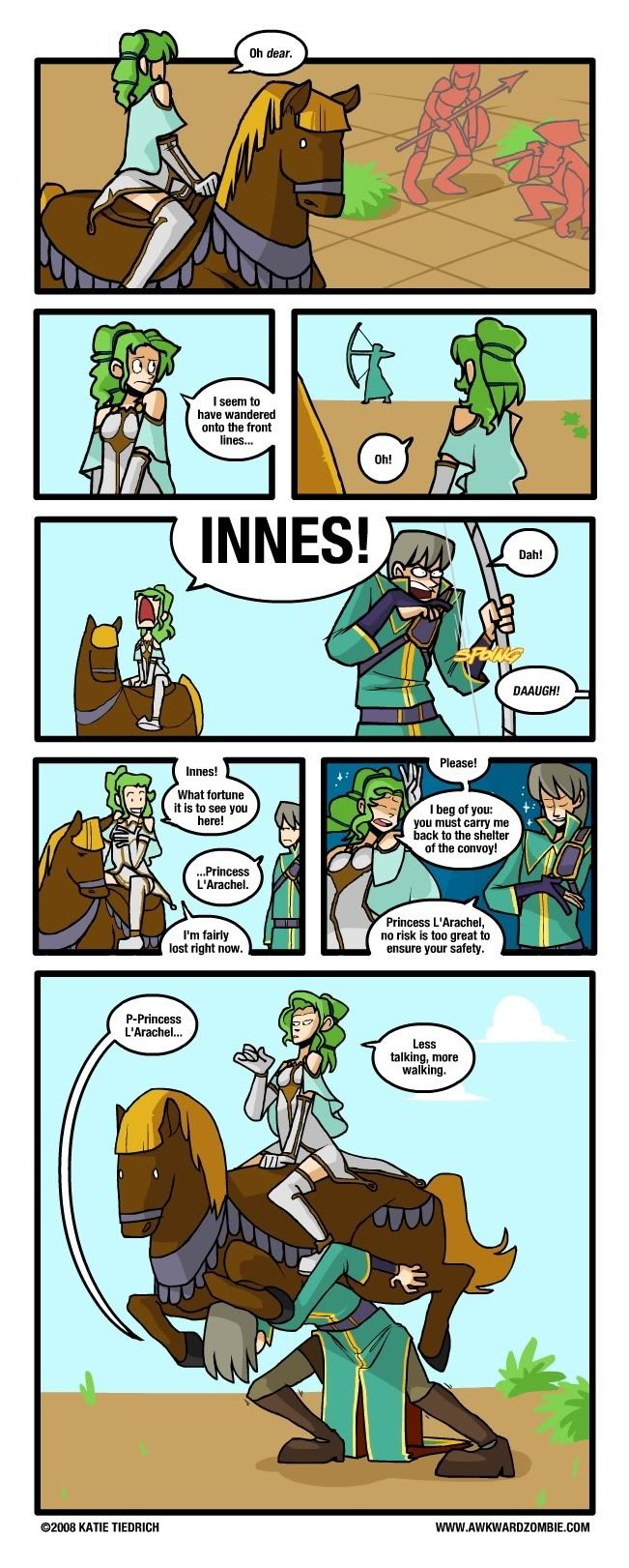 Gotta love the rescue function in Fire Emblem...